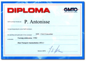 GMTO-diploma