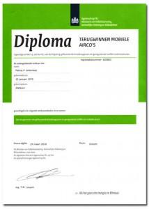 TMA-diploma