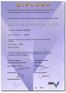 STEK-certificaat